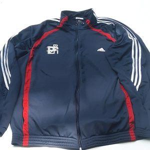 Adidas mens warm up jacket 3xl